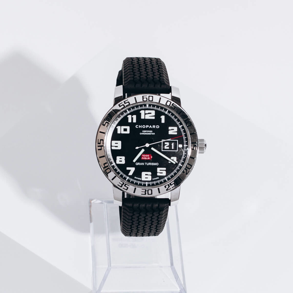 Pre-owned Chopard Mille Milgia Gran Turismo Watch
