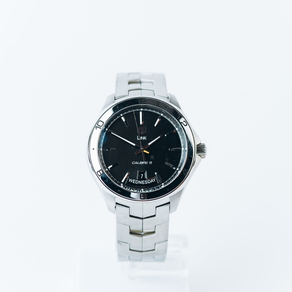 Pre-owned Tag Heuer Link