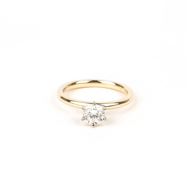 Pre-Owned Ladies Solitaire Ring