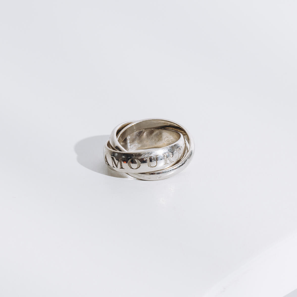 Pre-Owned Cartier Trinity Ring