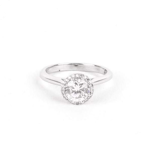 Pre-Owned Tacori Halo Semi Mounting