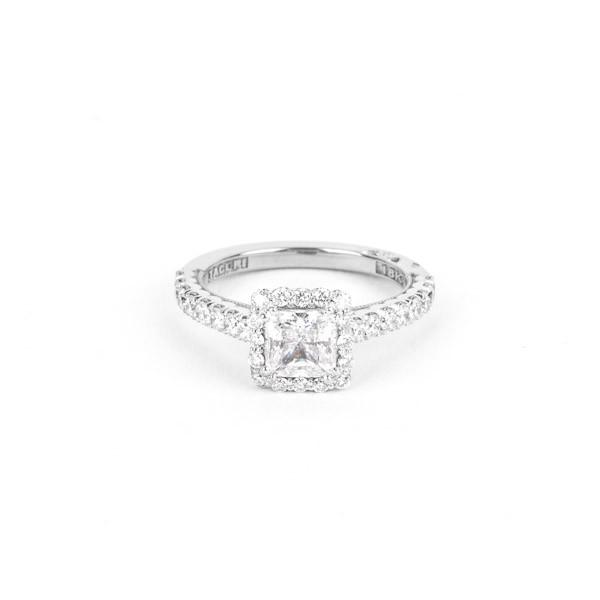 Pre-Owned Tacori Full Bloom Semi Mount