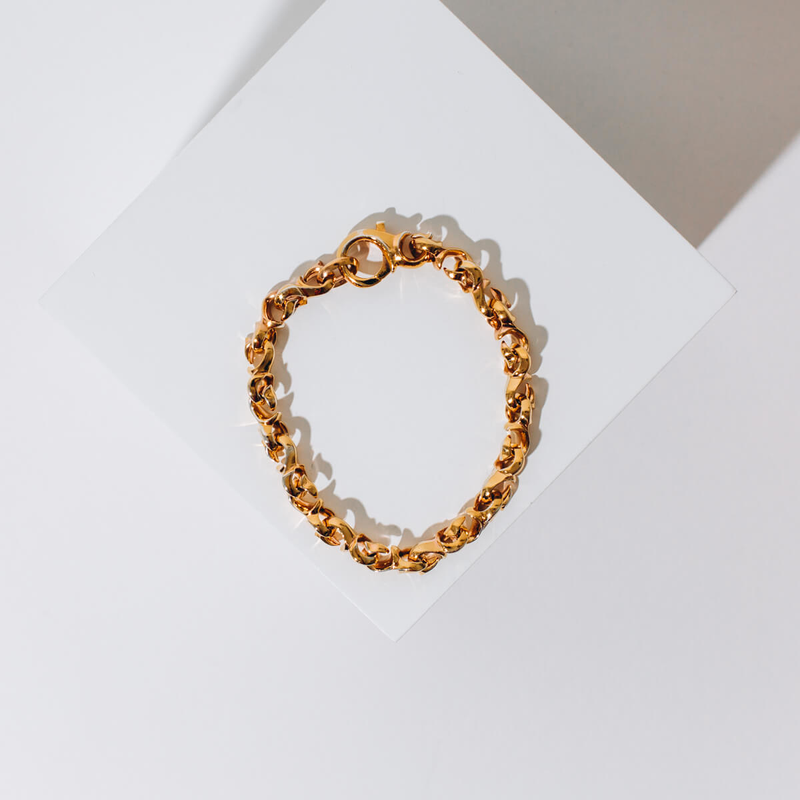 Pre-owned Stephen Webster Thorn Link bracelet