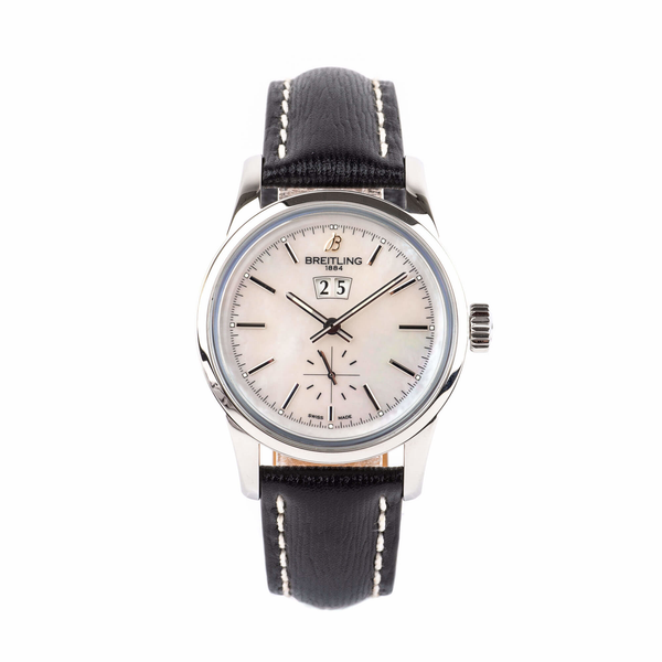 Pre-Owned Breitling Transocean