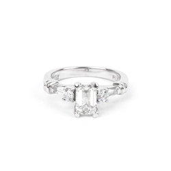 Pre-Owned Scott Kay Diamond Engagement Ring
