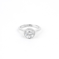 Pre-Owned Tacori Diamond Semi Mount
