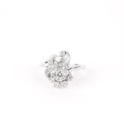 Pre-Owned Ladies Fancy Diamond Ring