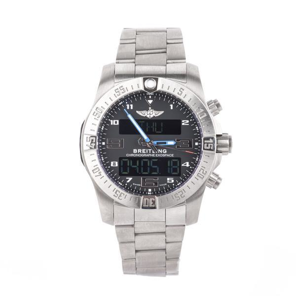 Pre-Owned Breitling Exospace B55 Timepiece