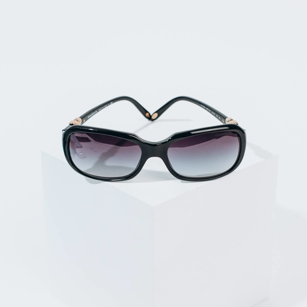 PRE-OWNED TIFFANY & CO. RECTANGLE SUNGLASSES