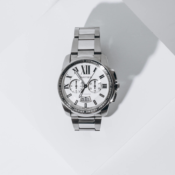 Pre-Owned Cartier Calibre de Cartier Timepiece