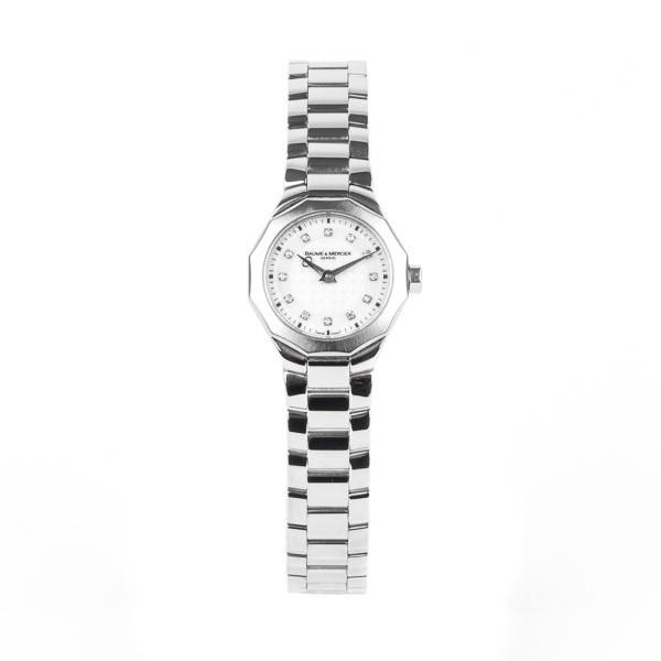 Pre-Owned Baume & Mercier Ladies Riviera Timepiece