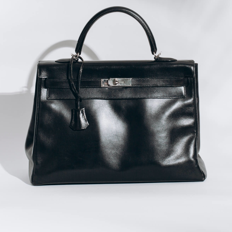 Pre-owned Hermes Kelly 32