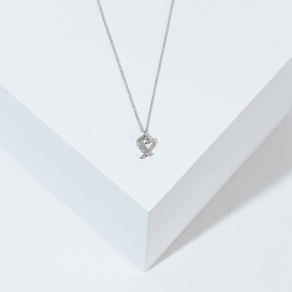 Pre-owned Tiffany & Co. Loving Heart pendant
