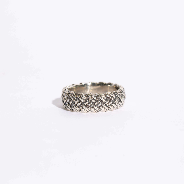 Pre-Owned David Yurman Braided Band