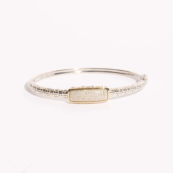 Pre-Owned Diamond Bangle
