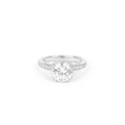 Pre-Owned Ladies Tacori Diamond Semi Mount