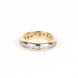 Pre-Owned Tiffany & Co. 'Lucida' Eternity Band