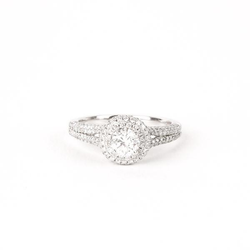 Pre-Owned Certified Diamond Engagement Ring
