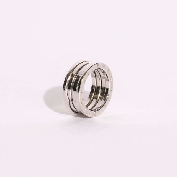 Pre-Owned Bvlgari B. Zero 3-Band Ring