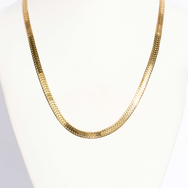 Pre-Owned Herringbone Chain