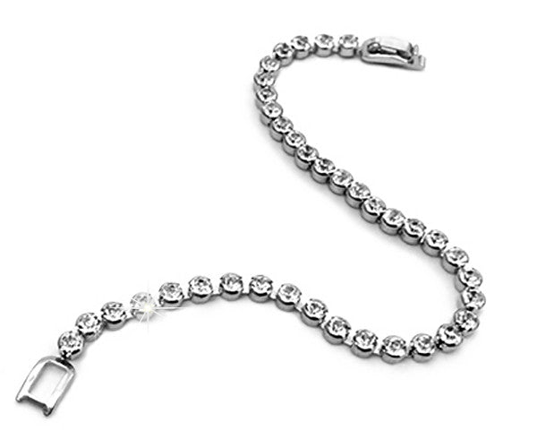 Swarovski Elements Crystal Link Bracelet