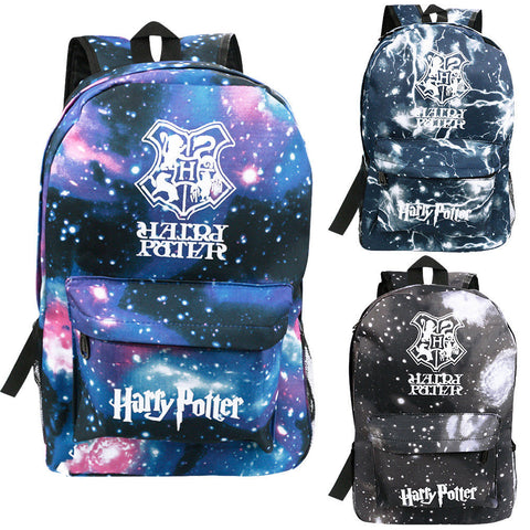 Harry Potter Galaxy Luminous Backpack