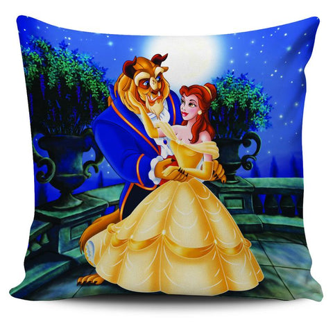 Beauty and the Beast Cushion