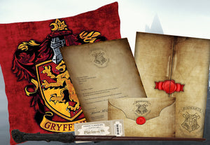 Personalised Hogwarts Acceptance Pack - Select Your House