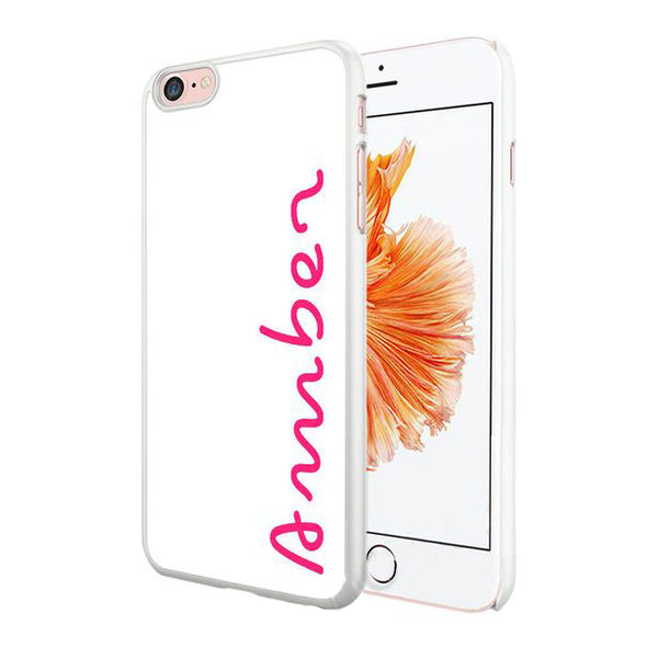 Personalised Island Name Phone Case