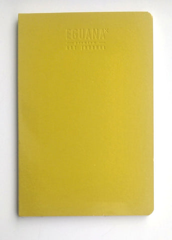Eguana X Premium Art Journal - Yellow, Is It Me You're Looking For? - Sketches - 1
