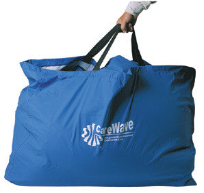 Carry bag for micro-bad posture support cushions
