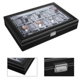 Premium 24-Slot Watch Box