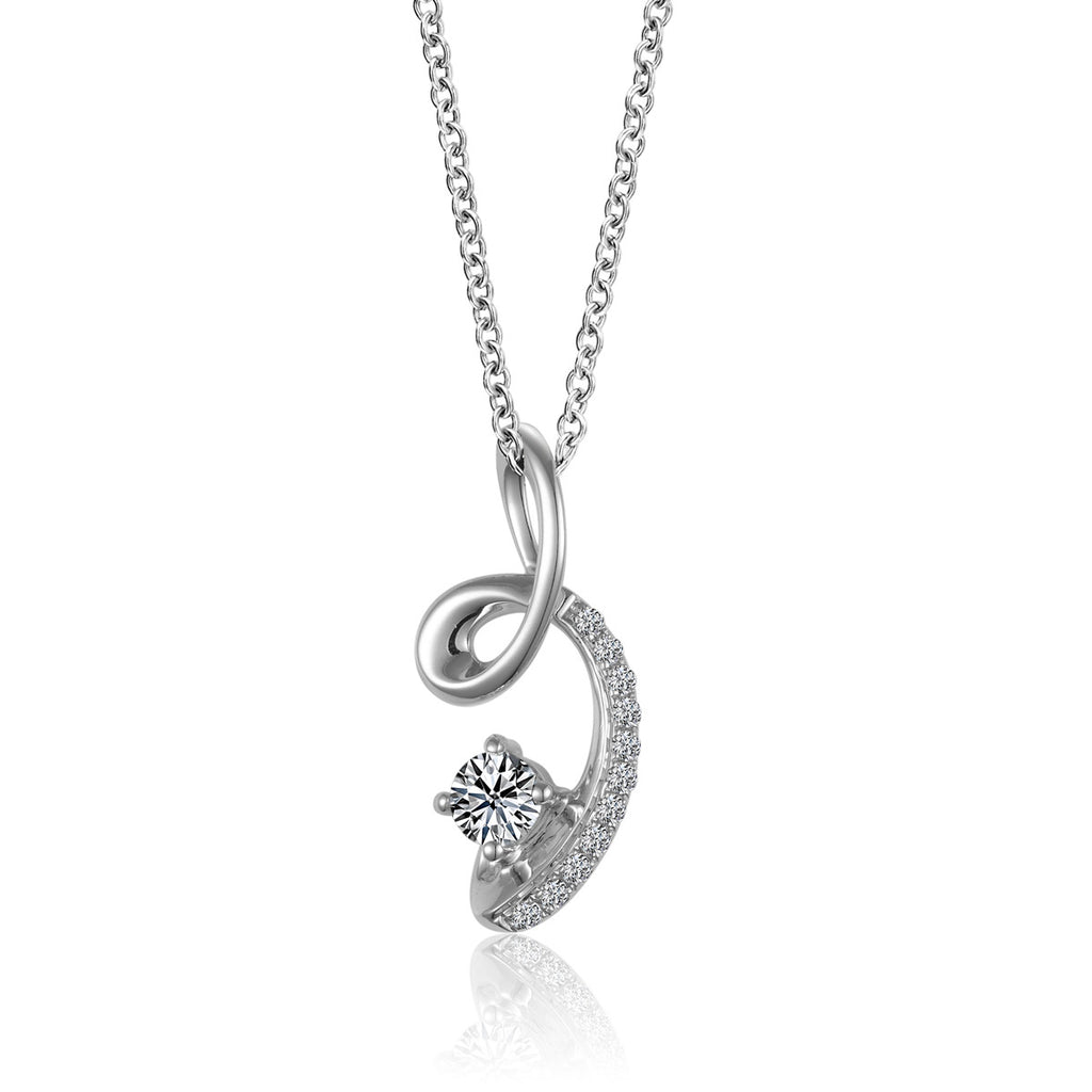 Sterling Silver Fashion Pendant