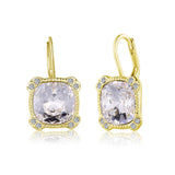 Swarovski  Gemstone Drop Earrings