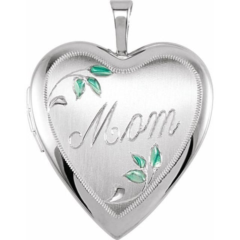 Beautiful Locket for Mom