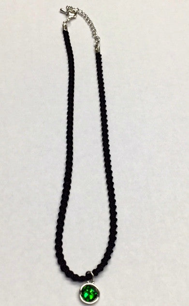 Stone Cord Necklace