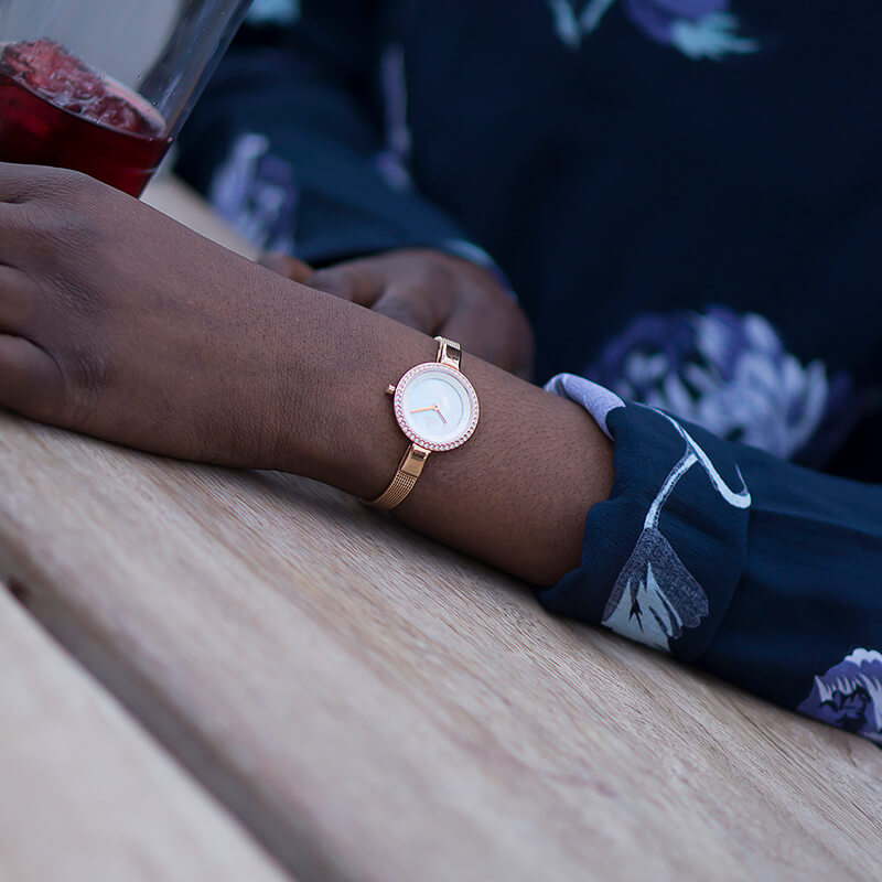 Siv Glimt - Rose Watch