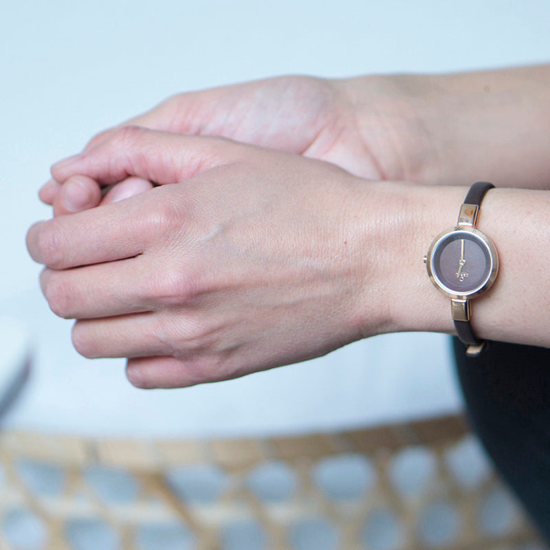 Siv - Walnut Watch