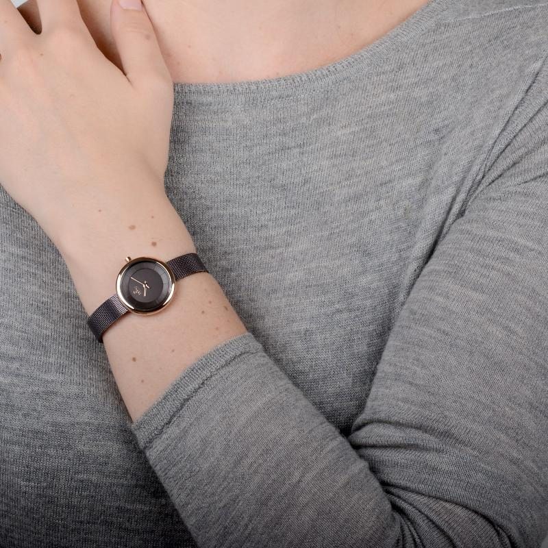 Stille - Walnut Watch