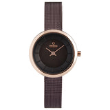 OBAKU-Stille - Walnut Watch