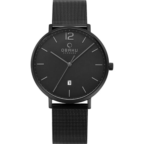 OBAKU-Toft - Charcoal Watch