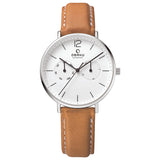 Flod - Cognac Watch