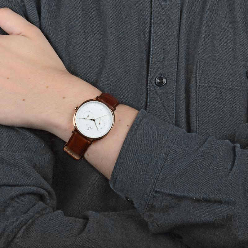 Ahorn - Mahogany Watch