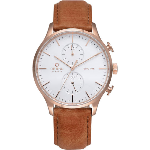 OBAKU-Gran - Wood Watch