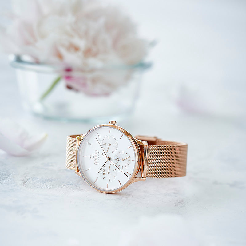 Lind - Rose Watch