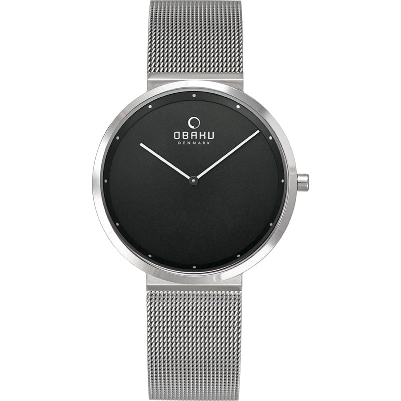 Paper Lille - Onyx Watch