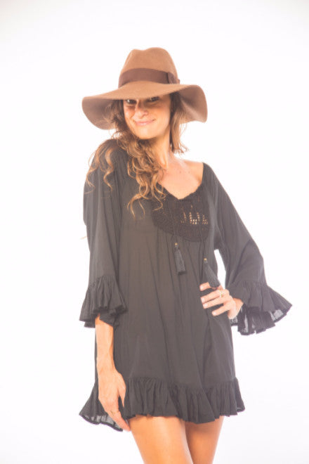 Tiare Hawaii Ladies Cabana Tunic Top