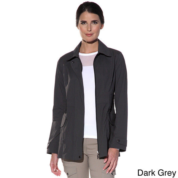 Anatomie Dark Grey Travel Jacket