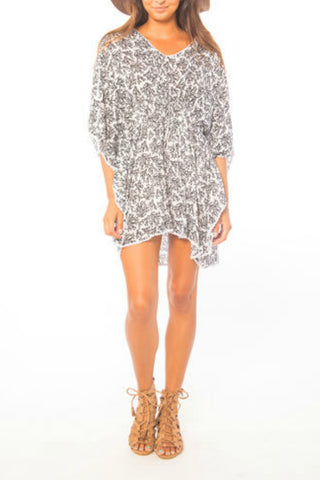 Reef Butterfly Tunic