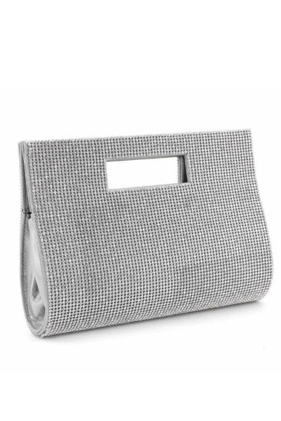 Crystal Glam Evening Clutch